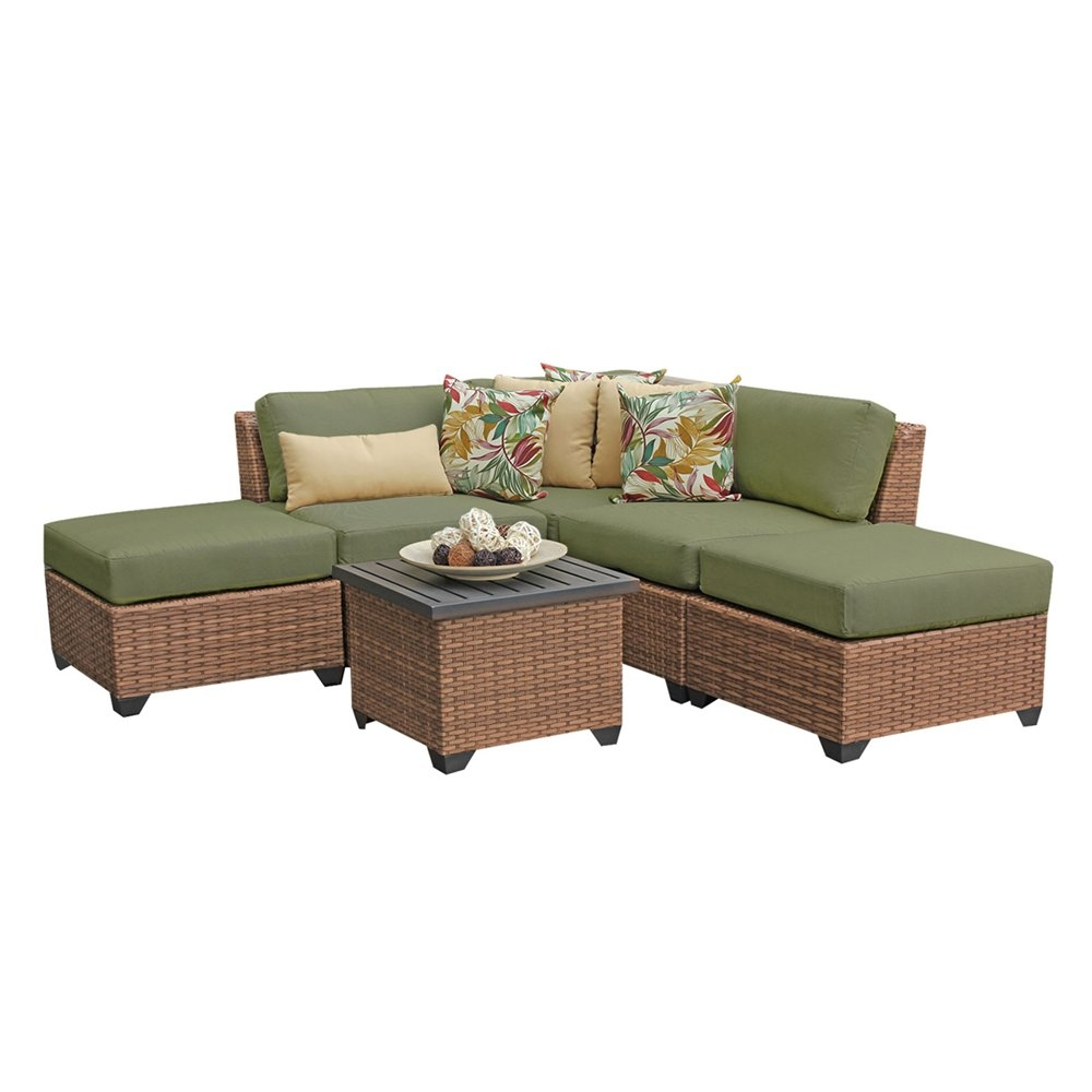 Outdoor lounge furniture CUB LAGUNA 06f CILANTRO TKC