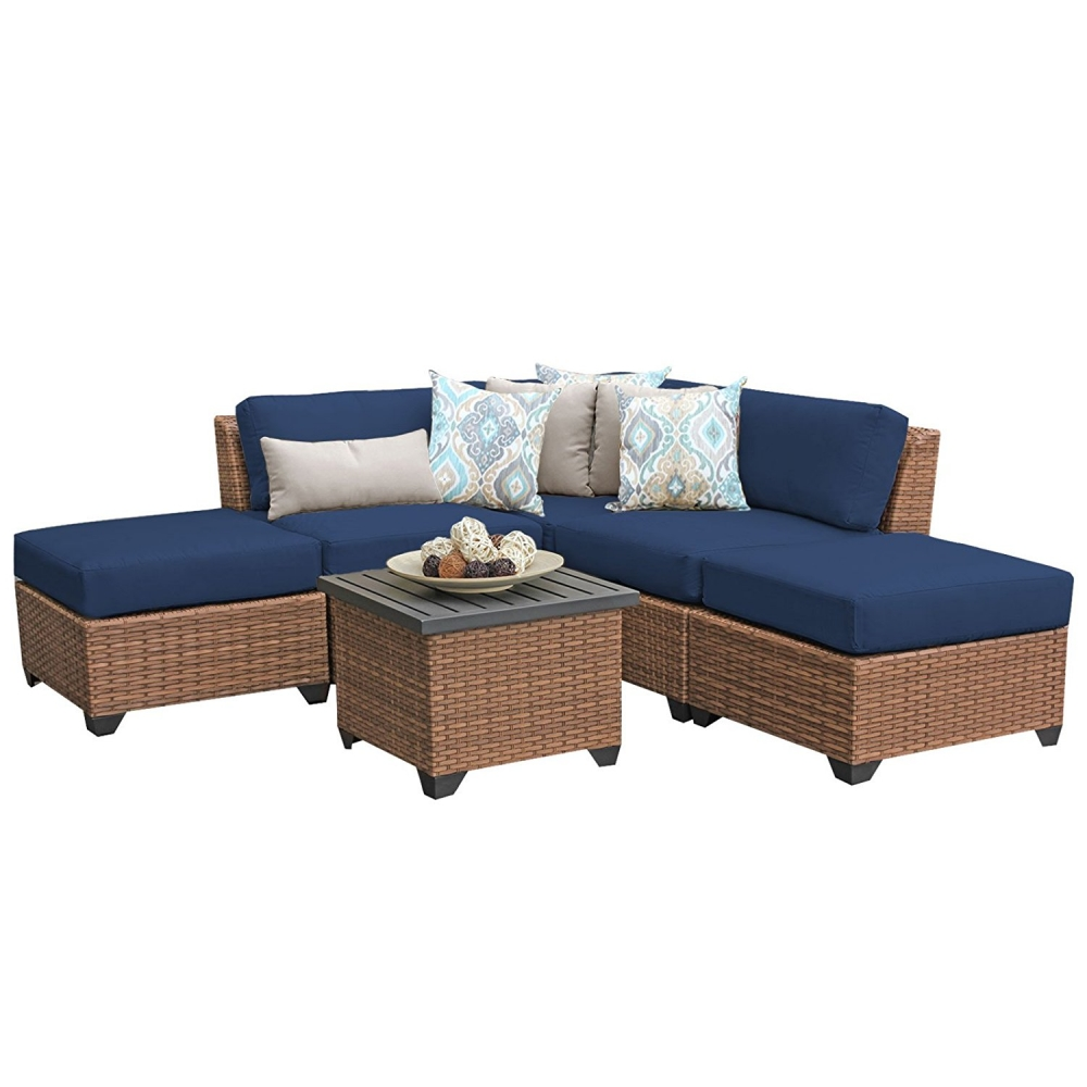 Outdoor lounge furniture CUB LAGUNA 06f NAVY TKC