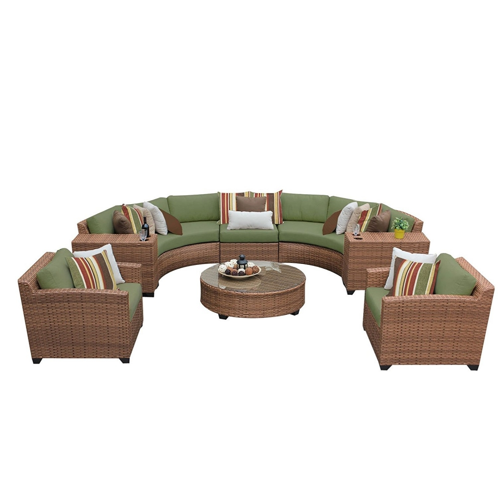 Outdoor lounge furniture CUB LAGUNA 08e CILANTRO TKC