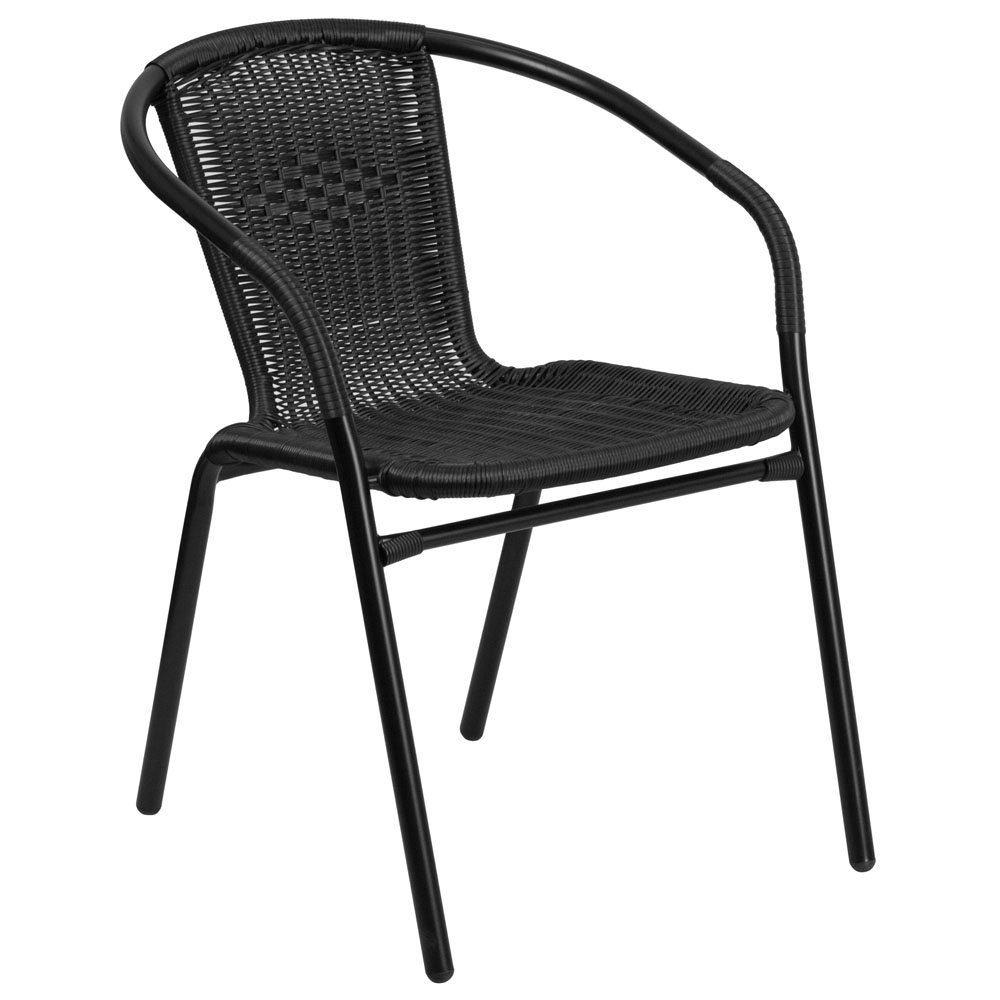 Patio Table And Chairs Metal Rattan Chair