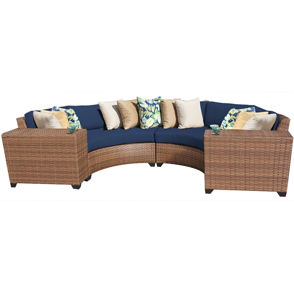 Vicenza 4 Piece Patio Sofa Set
