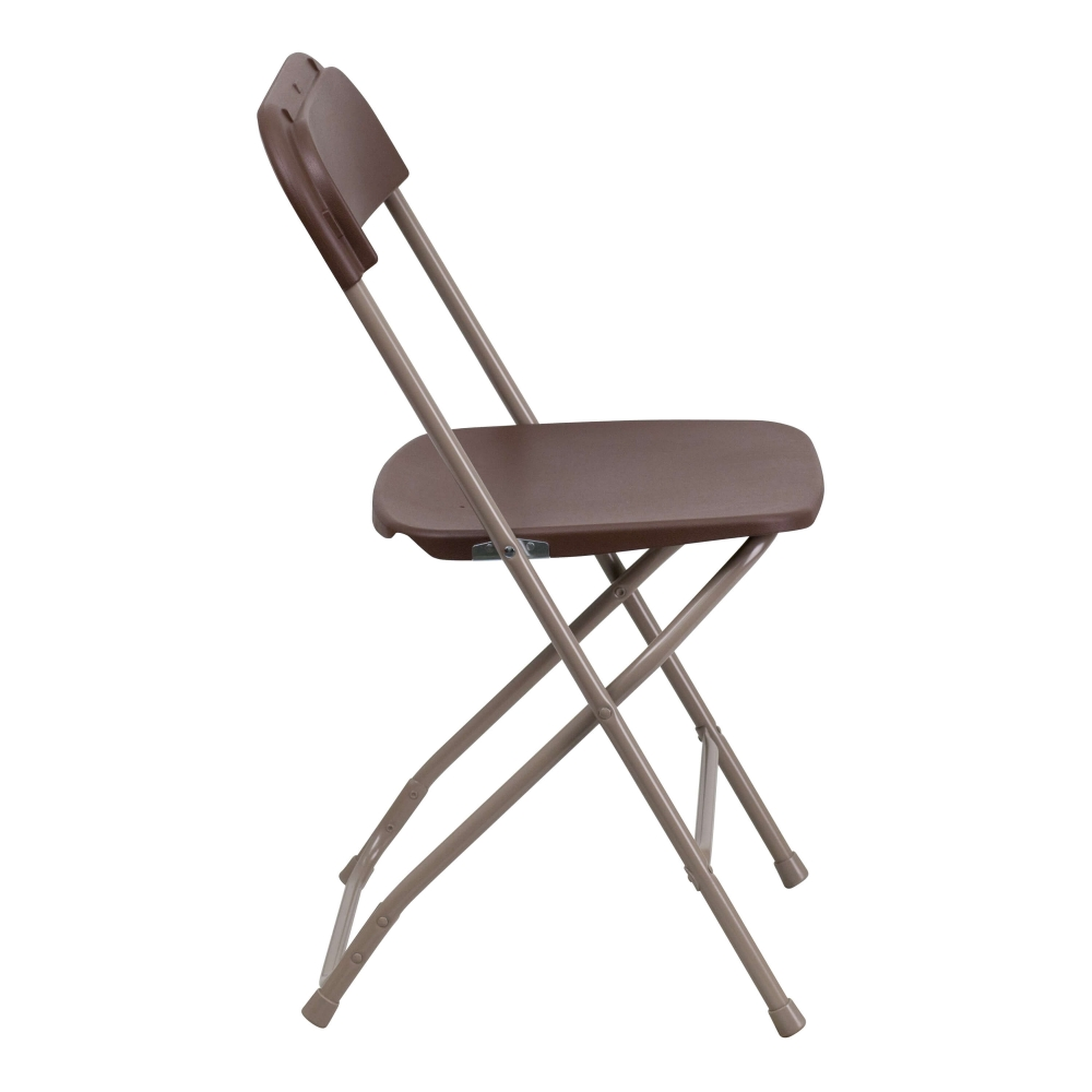 Portable chair side vew
