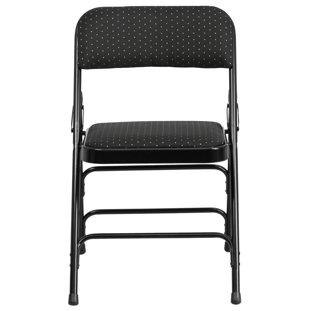 Portable folding chair CUB AW MC309AF BLK GG FLA