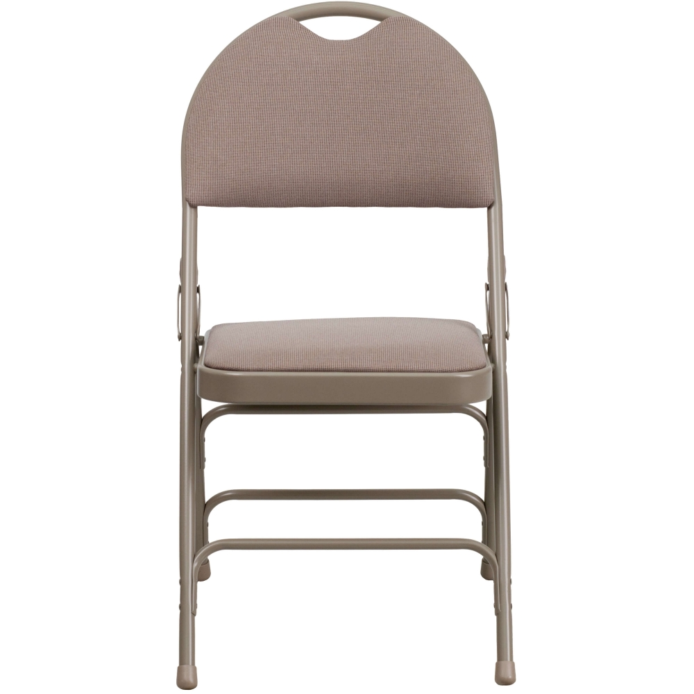 Portable folding chair CUB HA MC705AF 3 BGE GG FLA