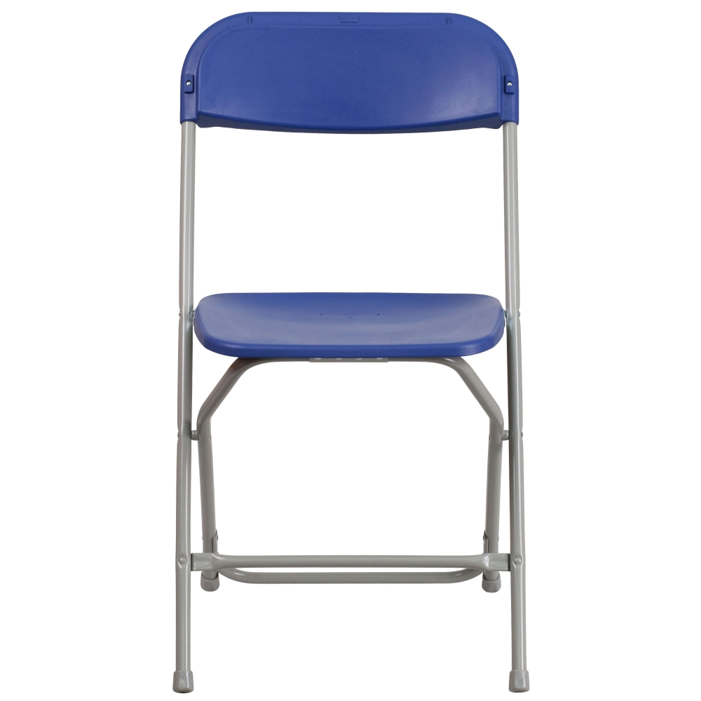 Portable folding chair CUB LE L 3 BLUE GG FLA