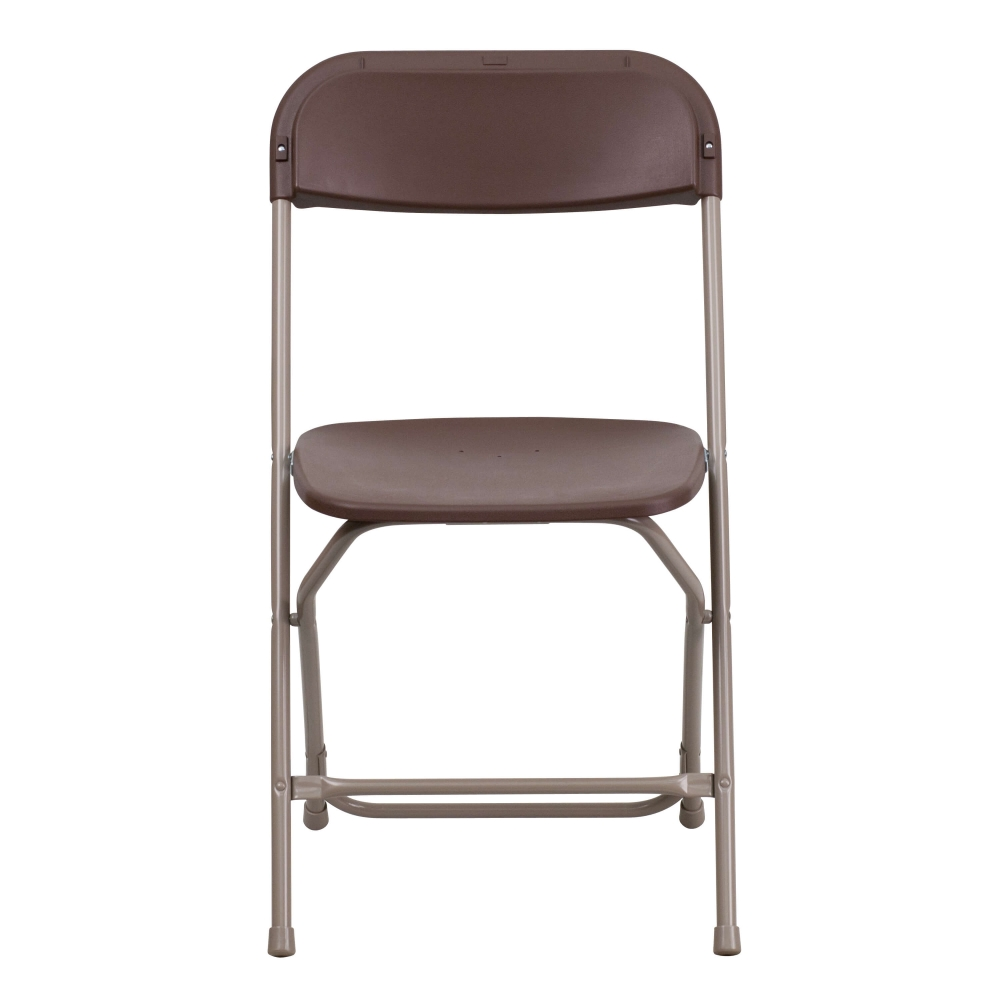 Portable folding chair CUB LE L 3 BROWN GG FLA