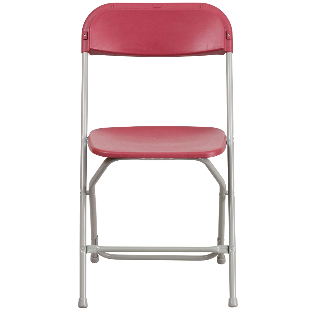Portable folding chair CUB LE L 3 RED GG FLA