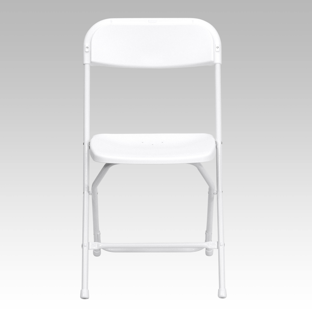 Portable folding chair CUB LE L 3 WHITE GG FLA