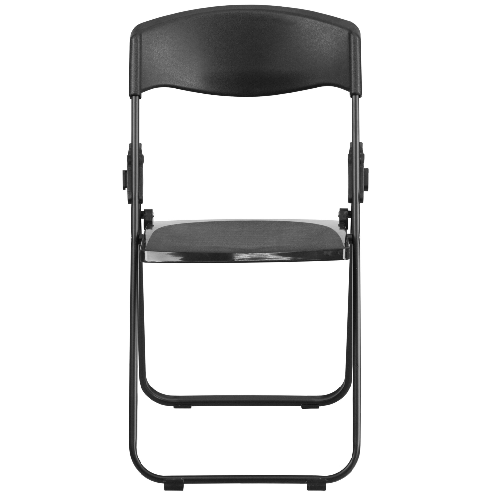 Portable folding chair CUB RUT I BLACK GG FLA