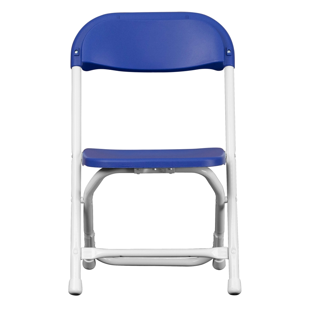 Portable folding chair CUB Y KID BL GG FLA