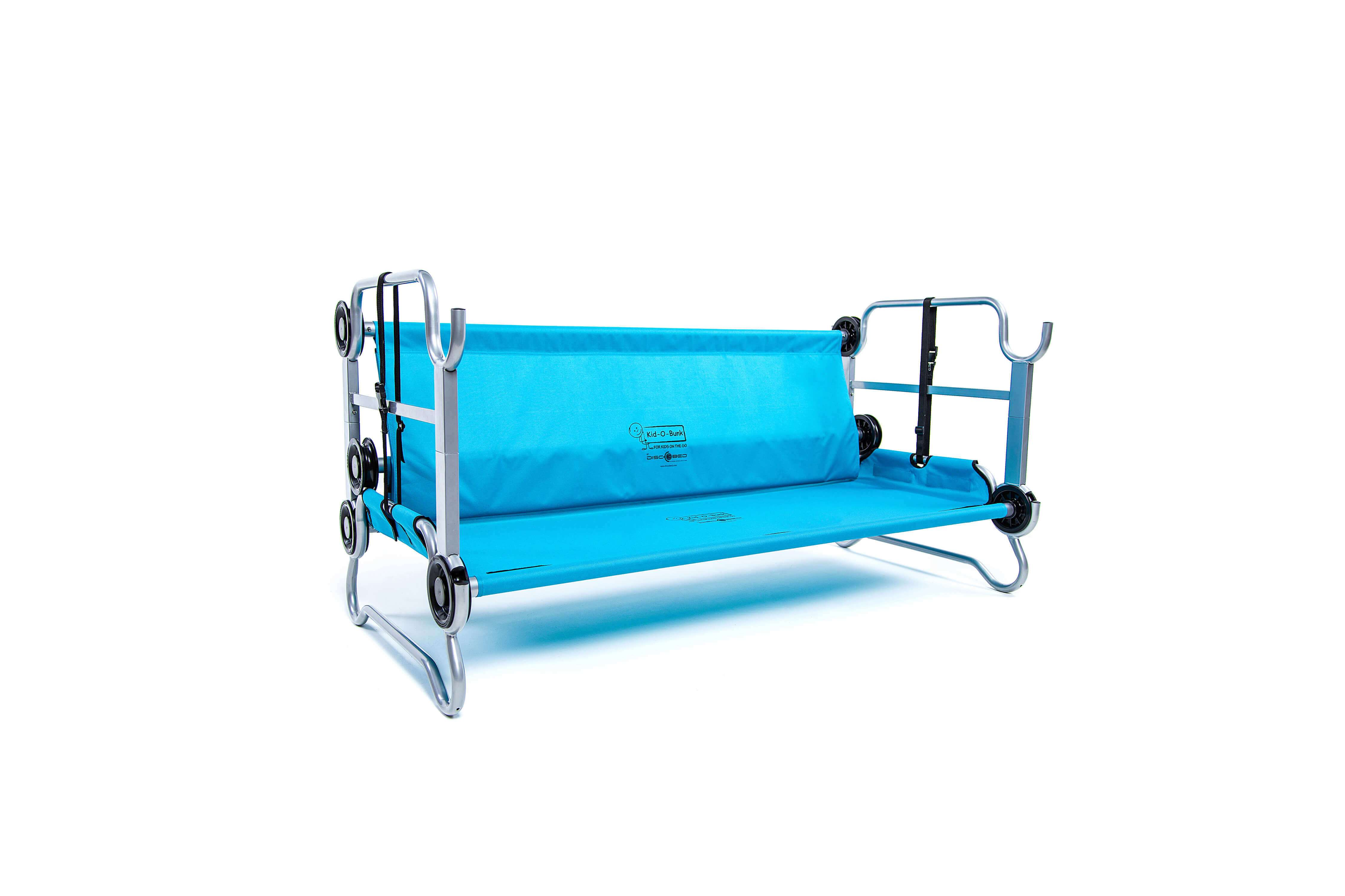 Portable kids bed sofa view