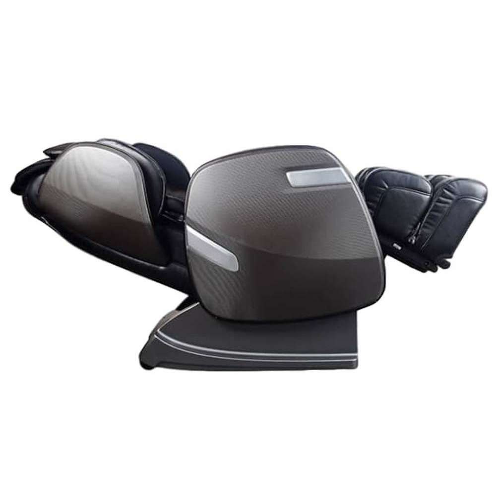 Professional massage chair reclined view