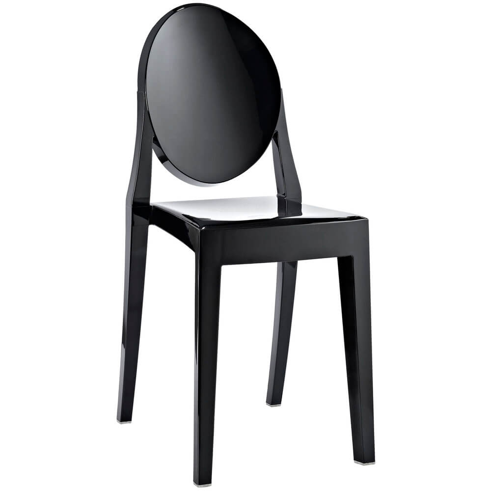 Restaurant chairs CUB EEI 122 BLK MOD