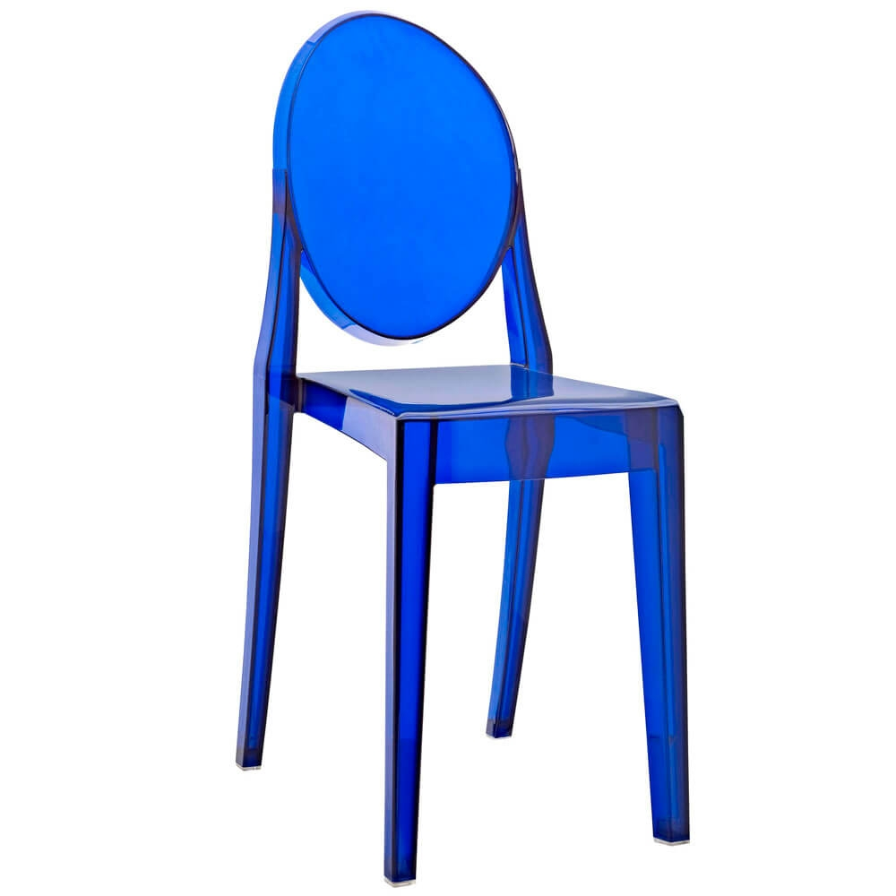 Restaurant chairs CUB EEI 122 BLU MOD