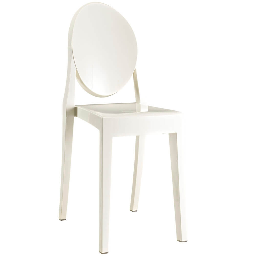 Restaurant chairs CUB EEI 122 WHI MOD
