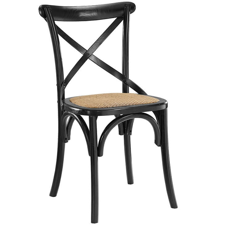 Restaurant chairs CUB EEI 1541 BLK MOD