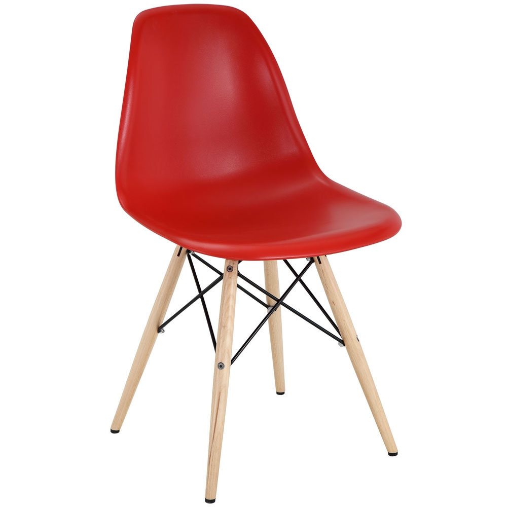 Restaurant chairs CUB EEI 180 RED MOD