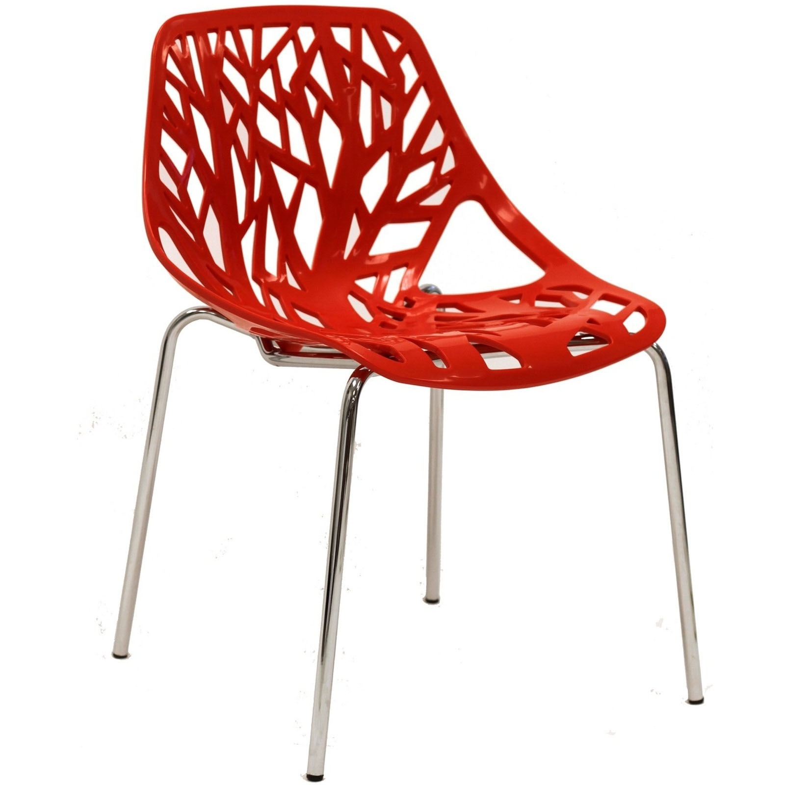 Restaurant chairs CUB EEI 651 RED MOD