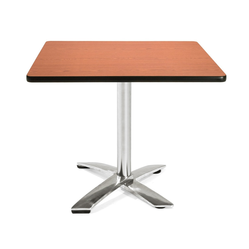Restaurant table CUB FT36SQ CHRY_3_CHERRY OFM
