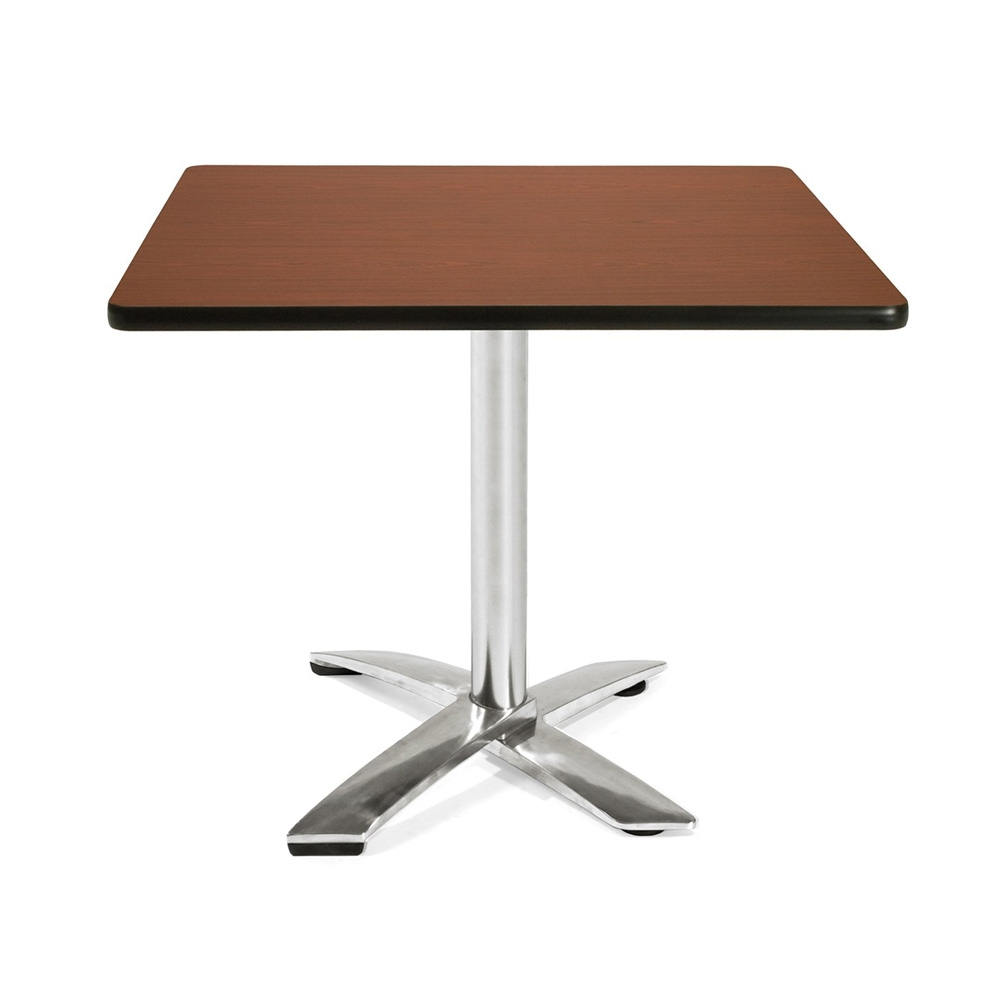 Restaurant table CUB FT36SQ MGHY_1_MAHOGANY OFM