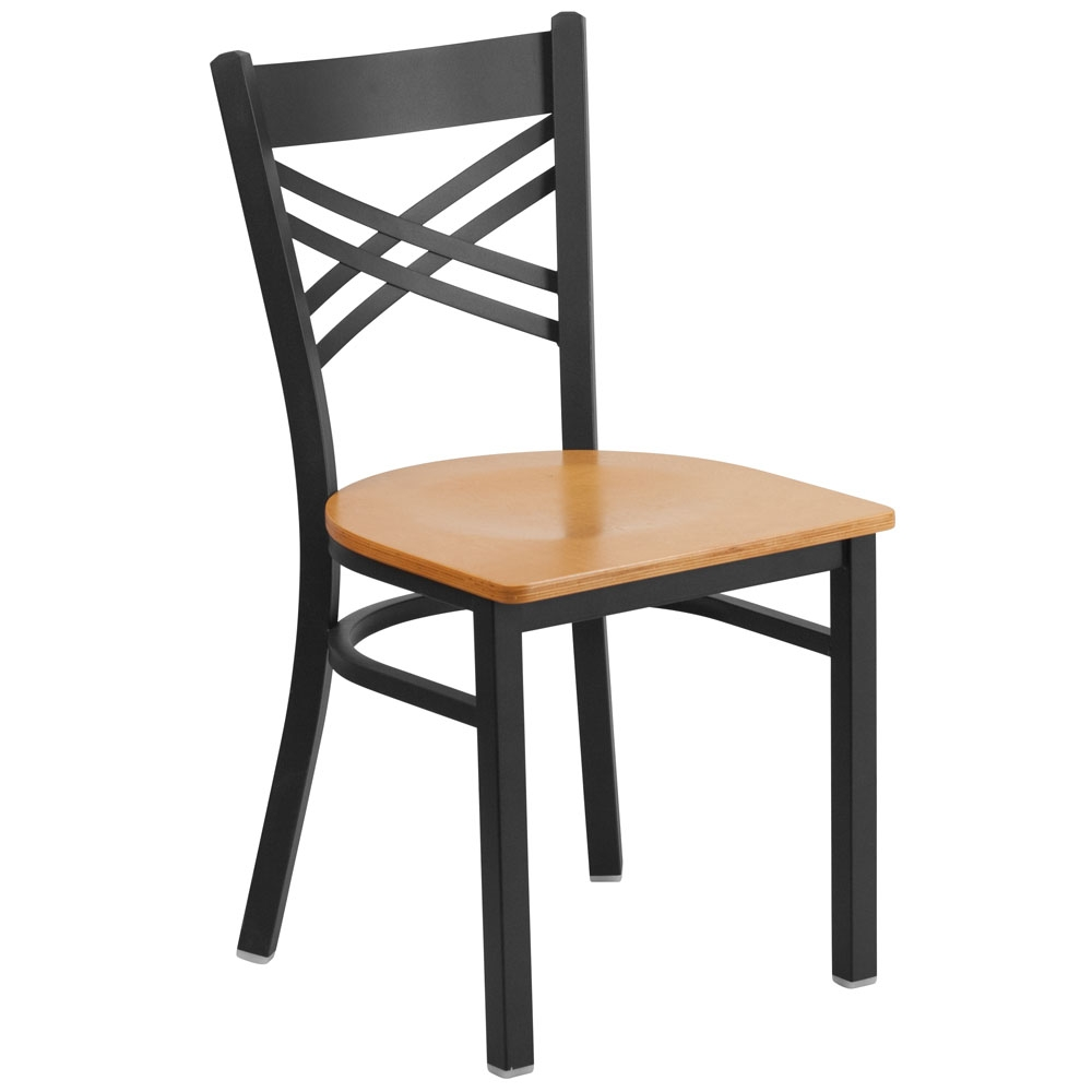 Restaurant Chairs Twin Peaks X Back Dining Table Chair