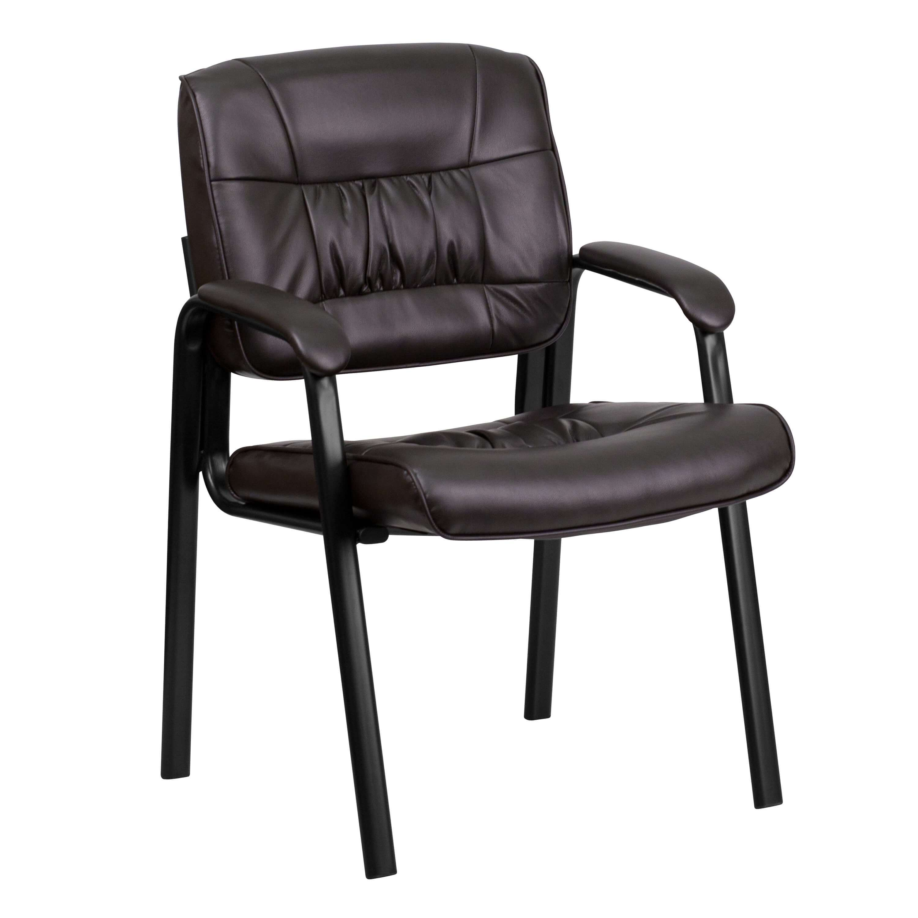 Side chairs with arms CUB BT 1404 BN GG FLA