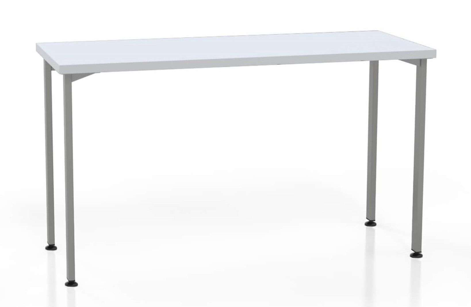 how to build a simple l-shaped desk