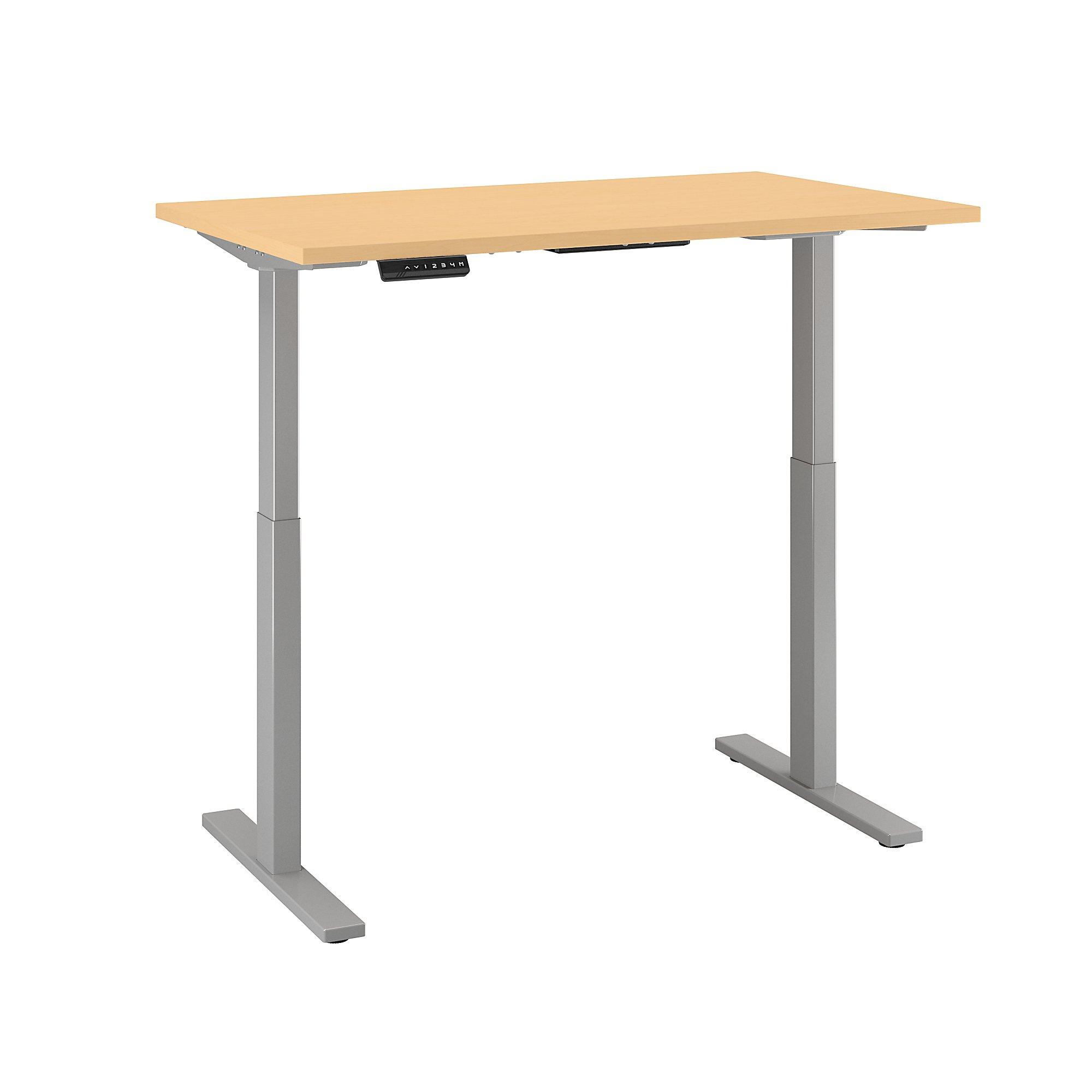 Sit stand desk adjustable CUB M6S4830ACSK FBB