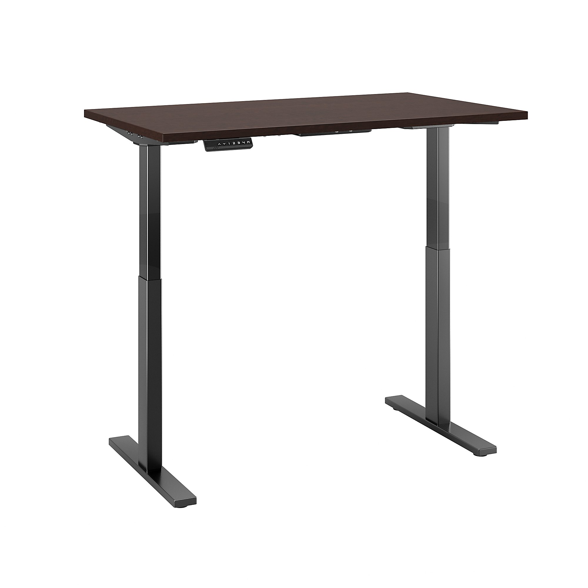 Sit stand desk adjustable CUB M6S4830MRSBK FBB