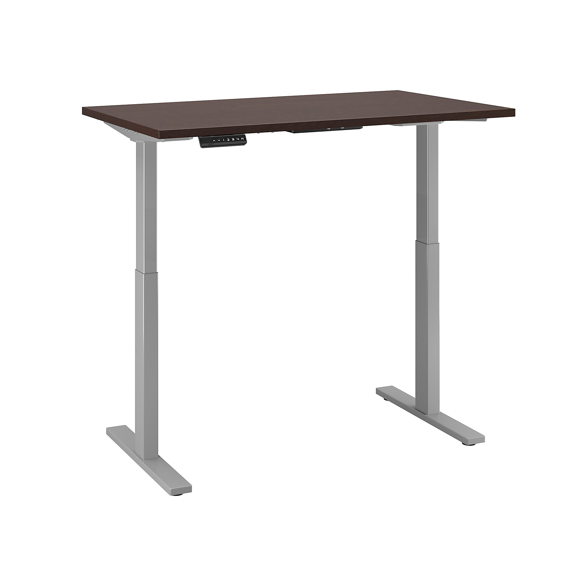 Sit stand desk adjustable CUB M6S4830MRSSK FBB