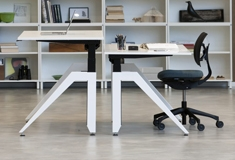 Sit And Stand Desk