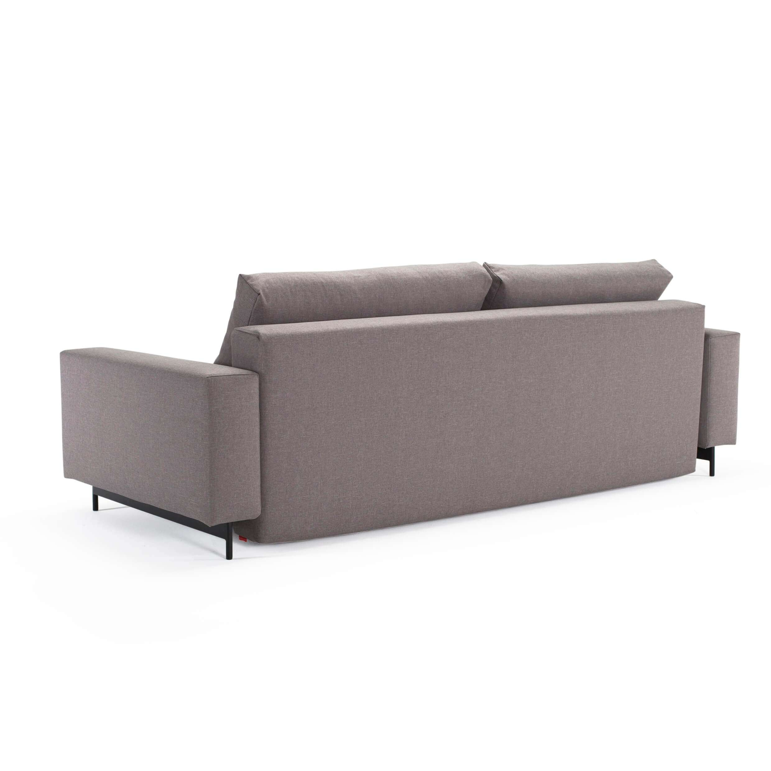 Sofa bed convertible rear view