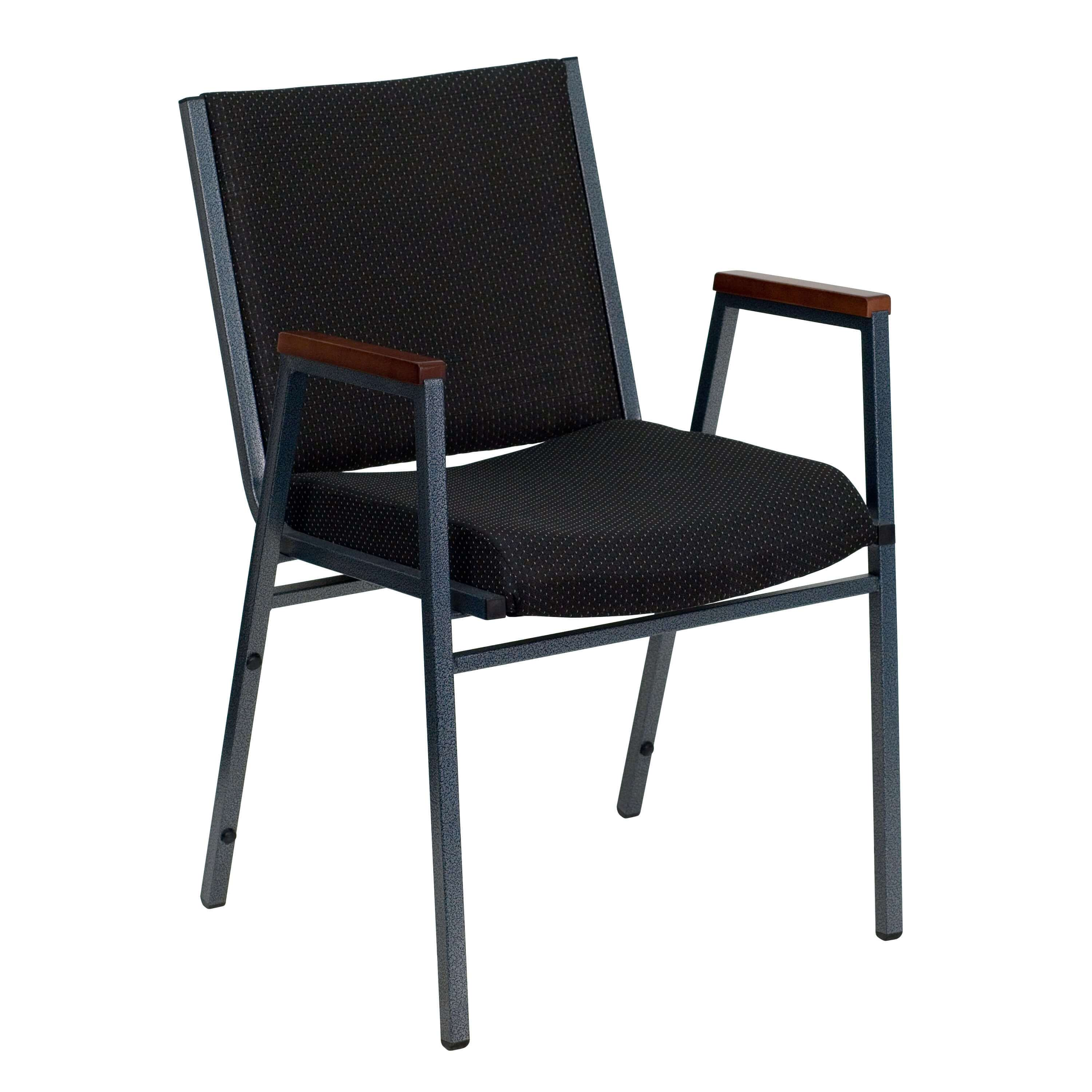 Stackable chairs CUB XU 60154 BK GG FLA