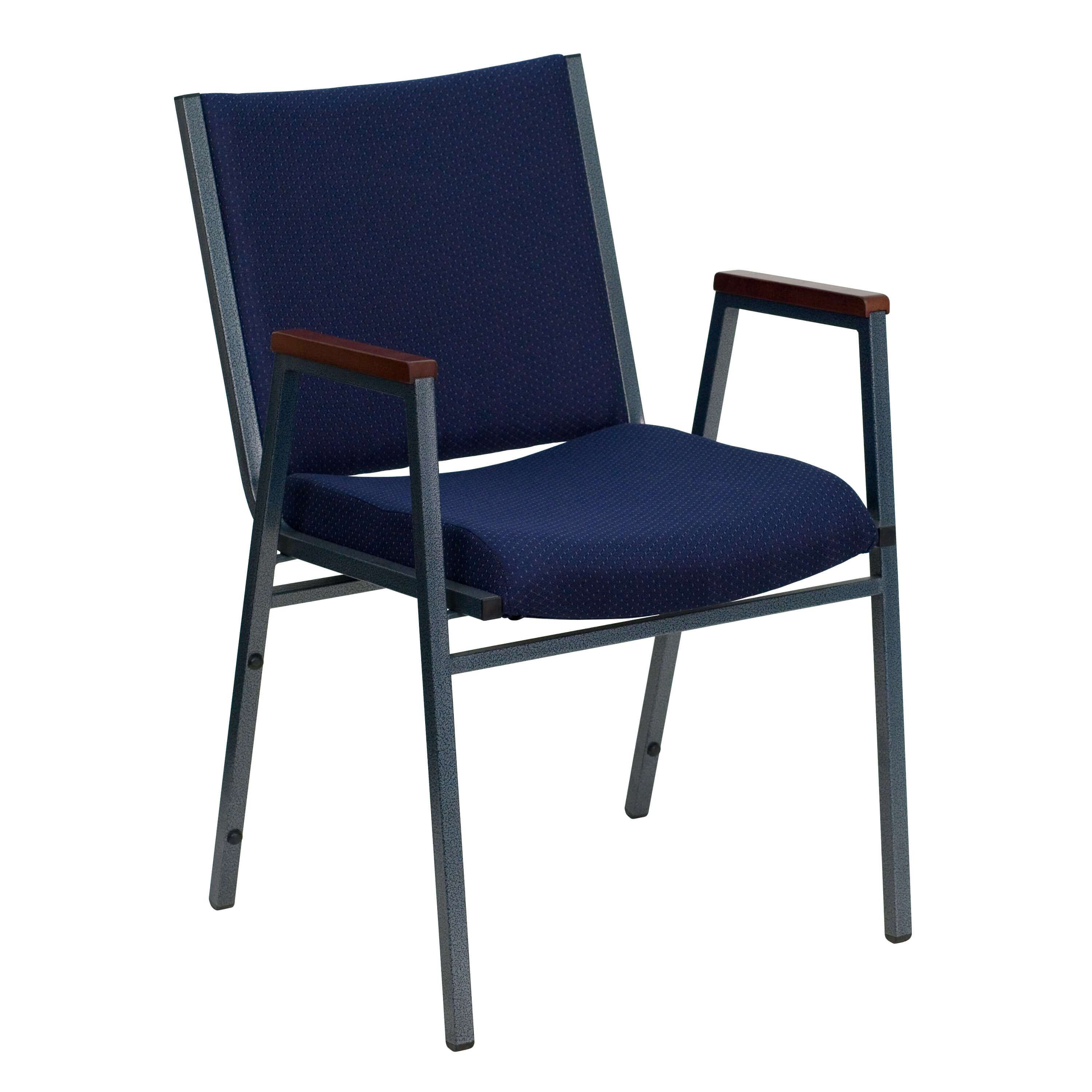 Stackable chairs CUB XU 60154 NVY GG FLA
