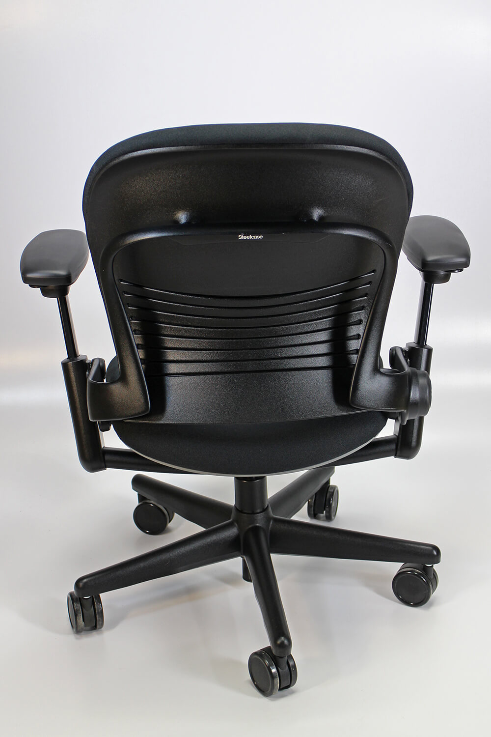 Steelcase leap v1 back view