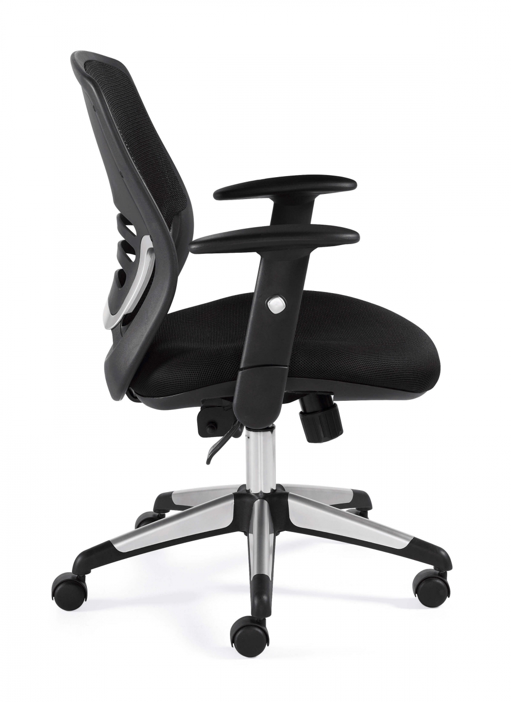 Stylish office chairs side view