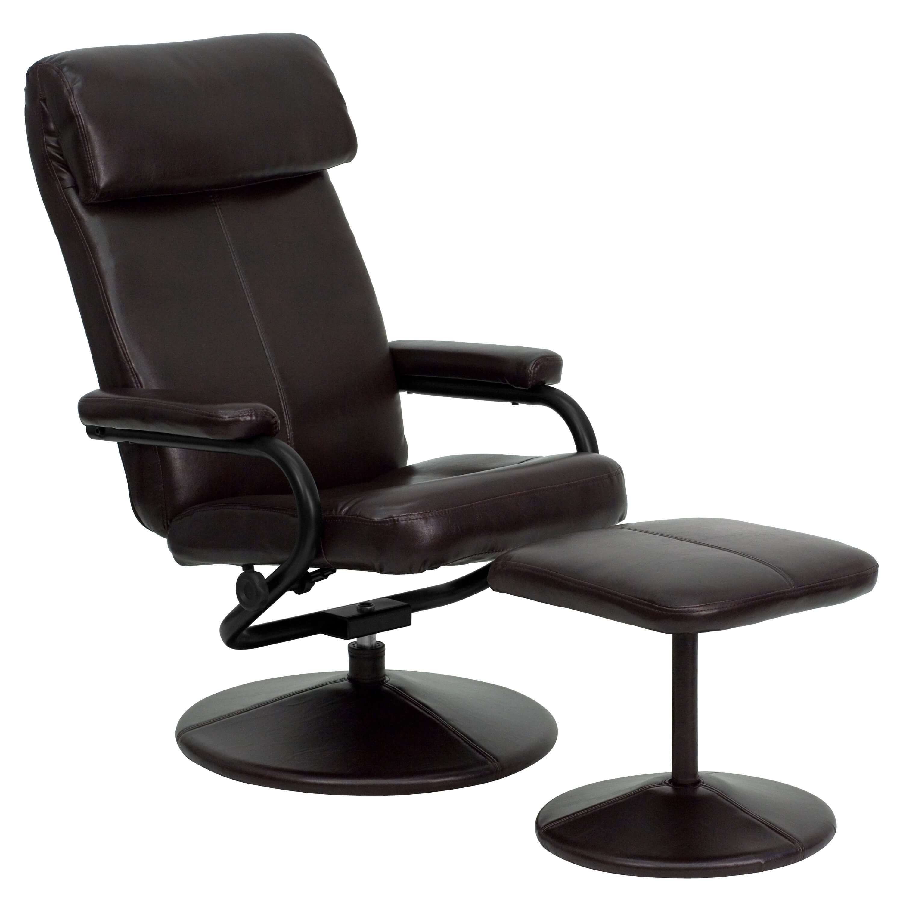 Swivel recliner CUB BT 7863 BN GG FLA