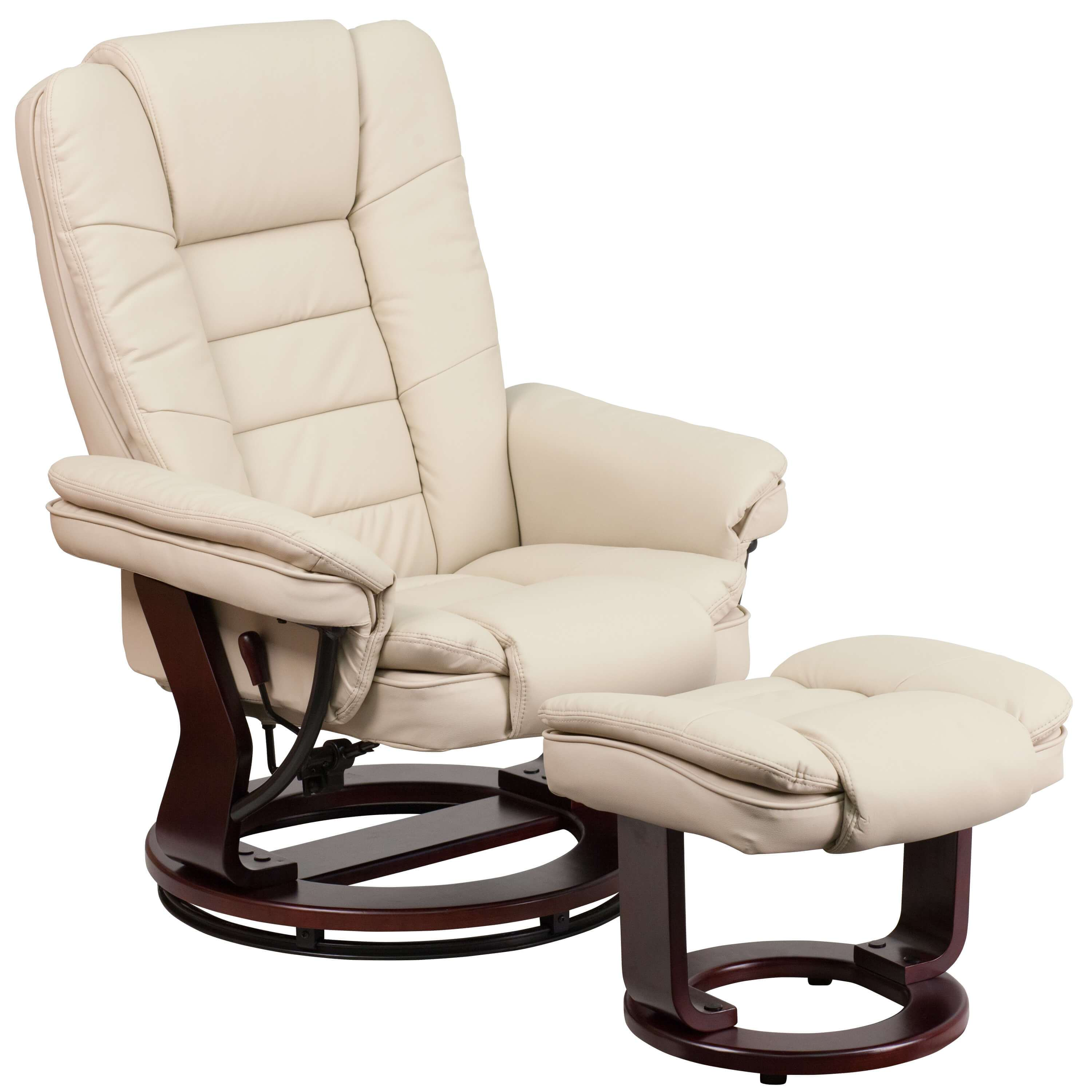 Swivel recliner swivel recliner CUB BT 7818 BGE GG FLA
