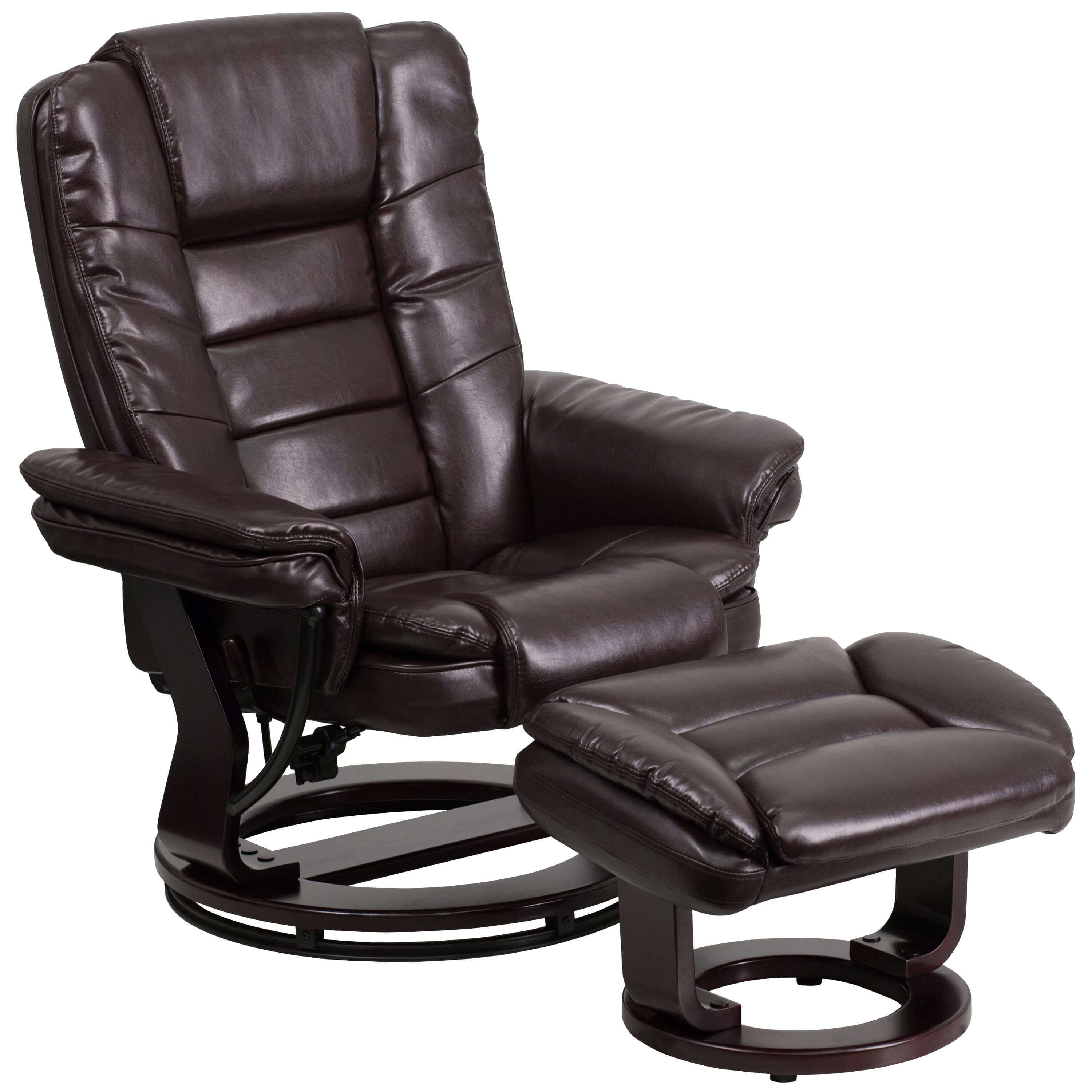 Swivel recliner swivel recliner CUB BT 7818 BN GG FLA