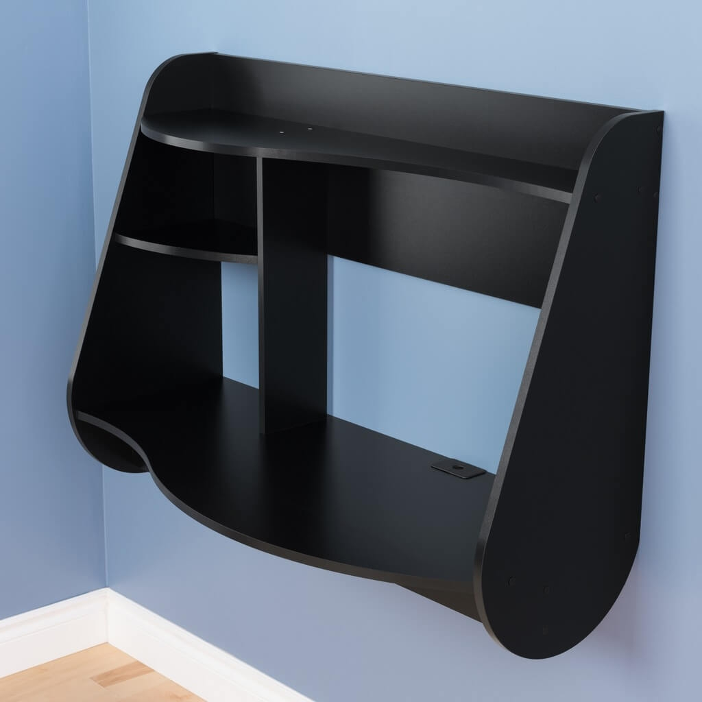 Wall mounted floating desk CUB BEHW 0901 1 ERP