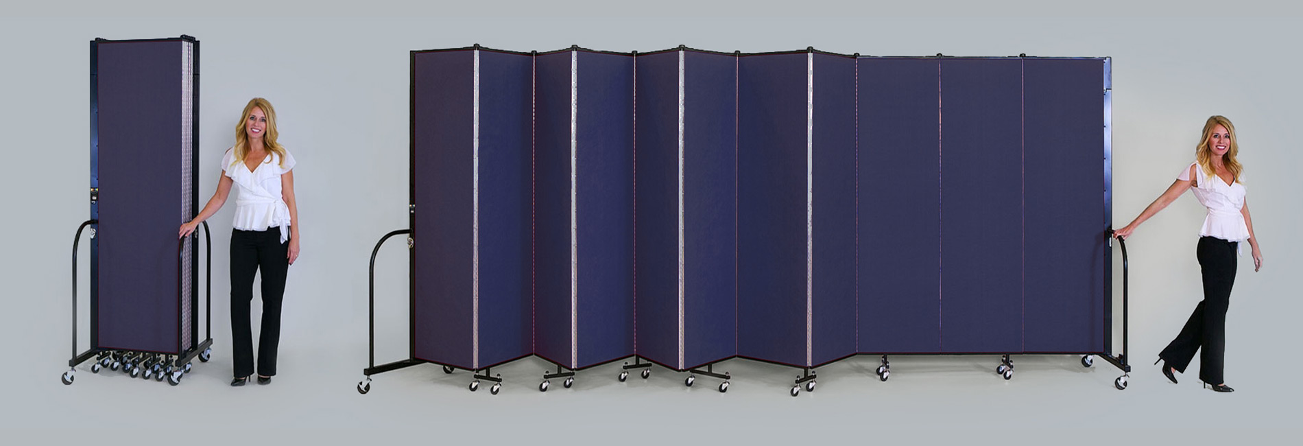 Portable Room Dividers Movable Wall Partitions