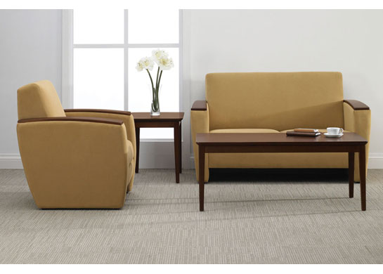 Chapter nursing home furniture is recommended for hospital waiting areas, lobbies and lounges.