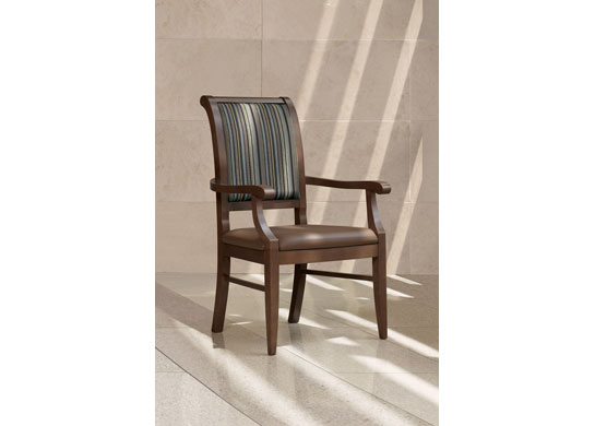 Consider Phoenix hospital chairs for your nursing home furniture.
