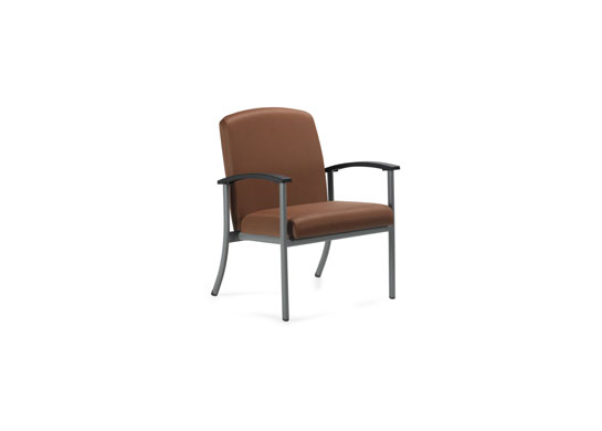 Strand GC3712HB Bariatric Chair Side View