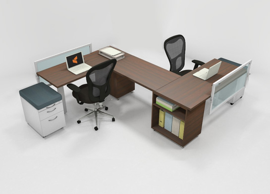 Office Furniture Workstations #FE