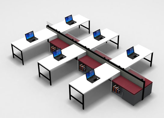 Office Furniture Workstations #MSE