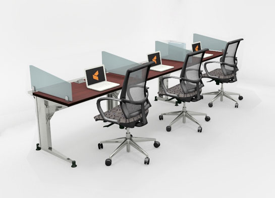Office Workstations Mayline TransAction #4