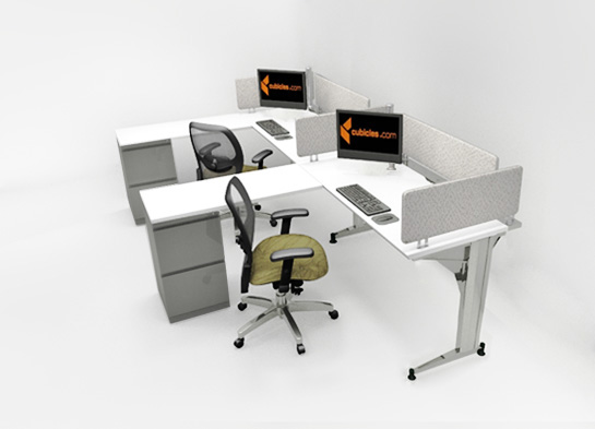 Office Workstations Mayline TransAction #6