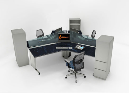 Office Workstations Mayline TransAction #7