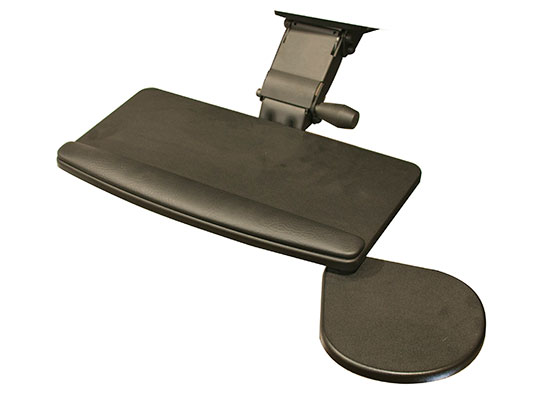 call center cubicles accessories - keyboard tray